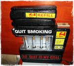 4 A DAY Cigarette dispenser by wanderer1988
