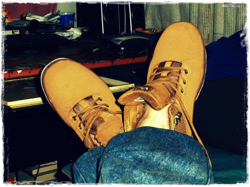 Work Boots by talpimado