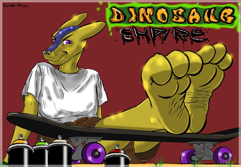 Dino boy by talpimado