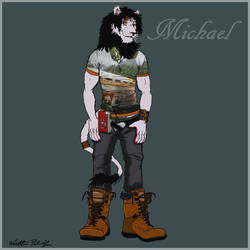 Michael by wanderer1988