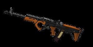 Bulldog Rifle