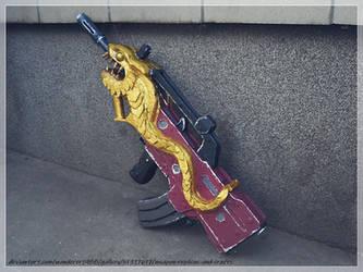 Dragonfire Assault Rifle