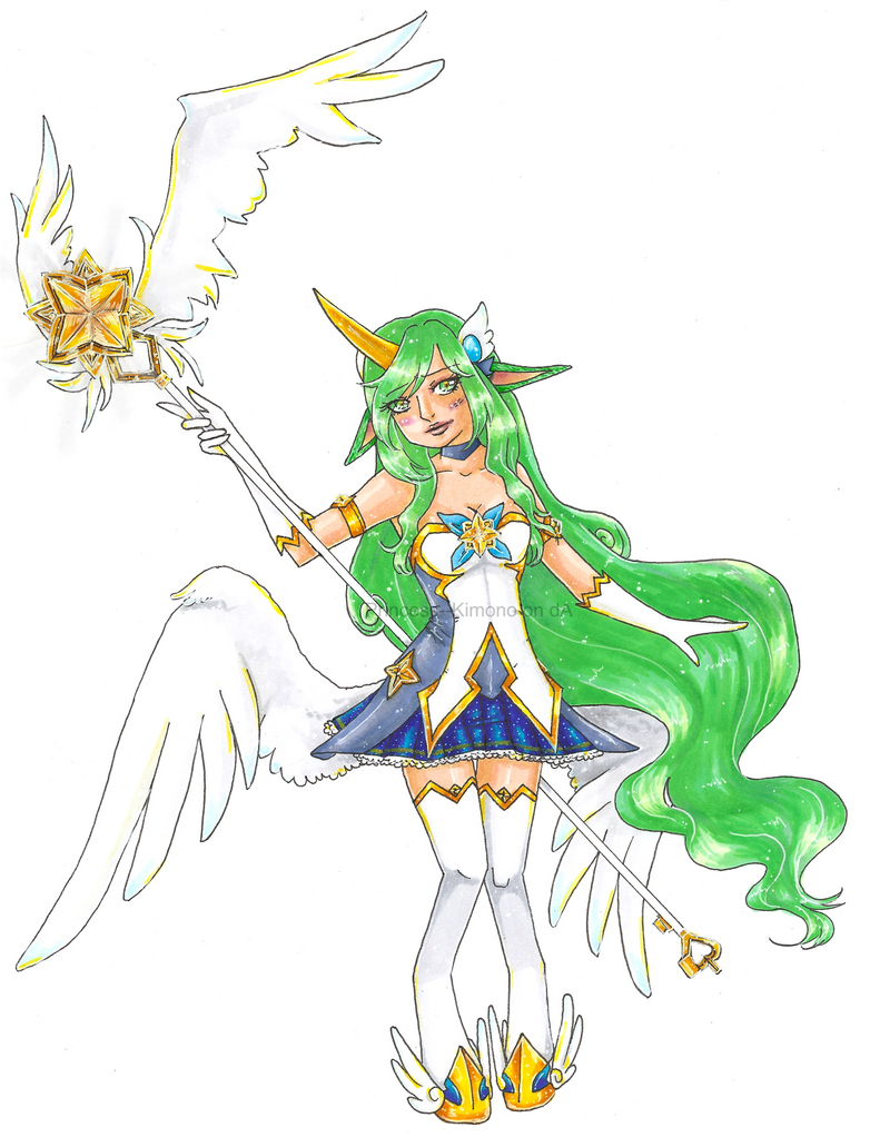 The Star Guardian by Princess--Kimono