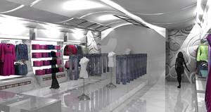 Fashion Boutique Concept