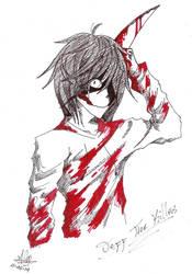 -Jeff the killer-
