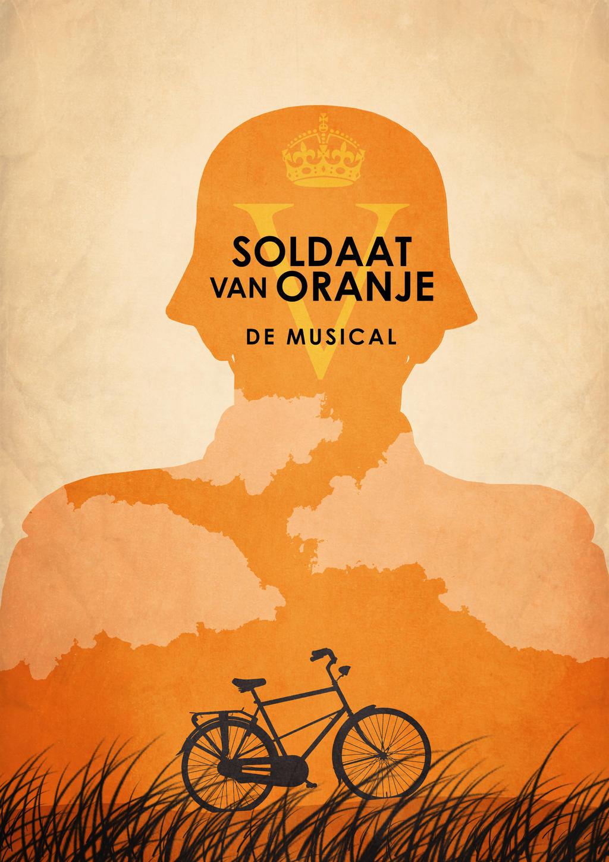 Soldaat van oranje poster by DarknessNL on DeviantArt