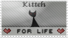 Kitteh - For Life by yadu