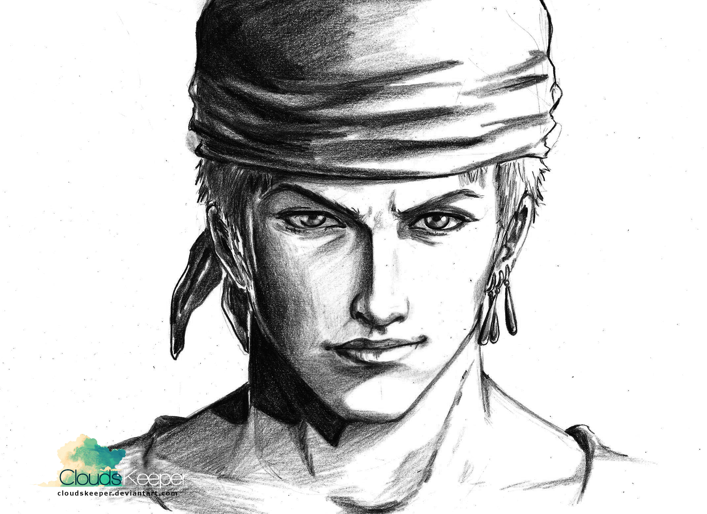 one piece zorro realistic by cloudskeeper on deviantart