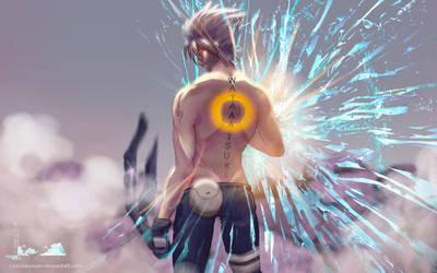 Kakashi Hatake- Naruto Shippuuden by CloudsKeeper