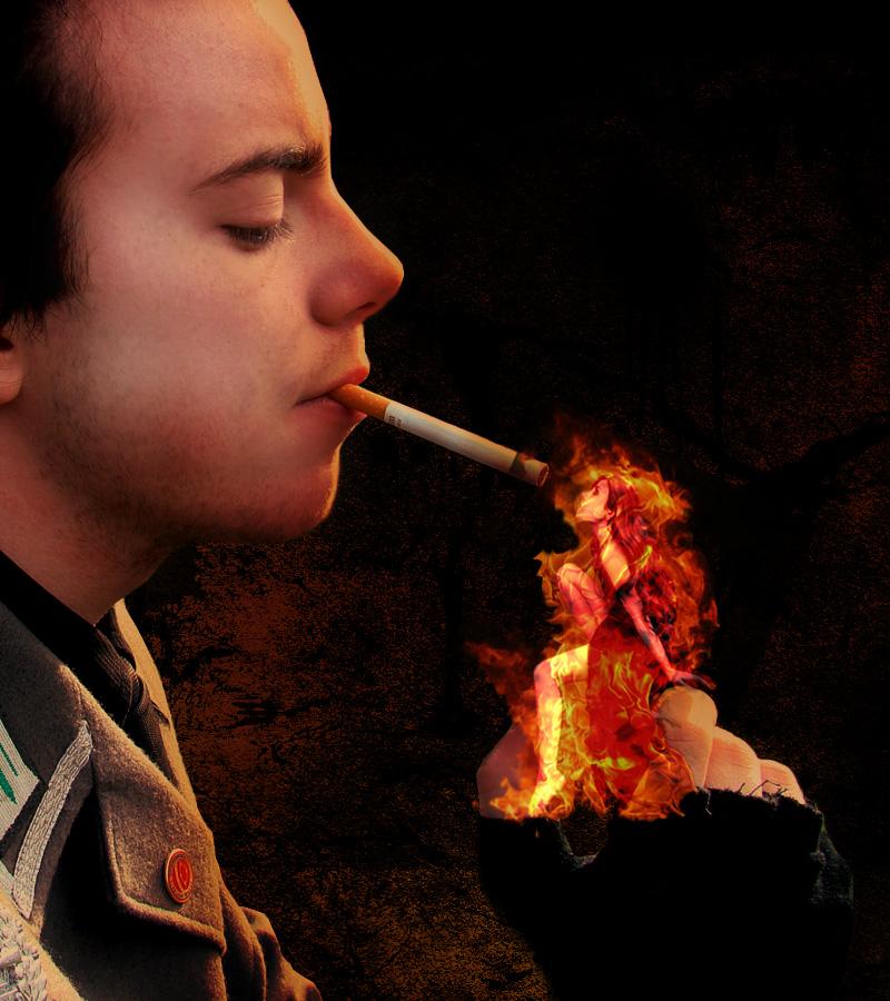 smoking can kill you... by gawrsh