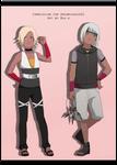 [Commission] Tani and Kengo