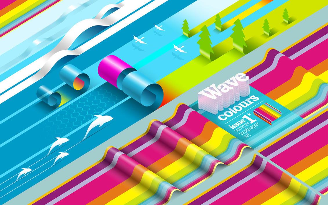 画像 カラフル鮮やかなpcデスクトップ壁紙 画像集 まとめ Colorful Wallpaper Naver まとめ