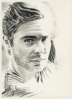 Zac Efron by thewholehorizon