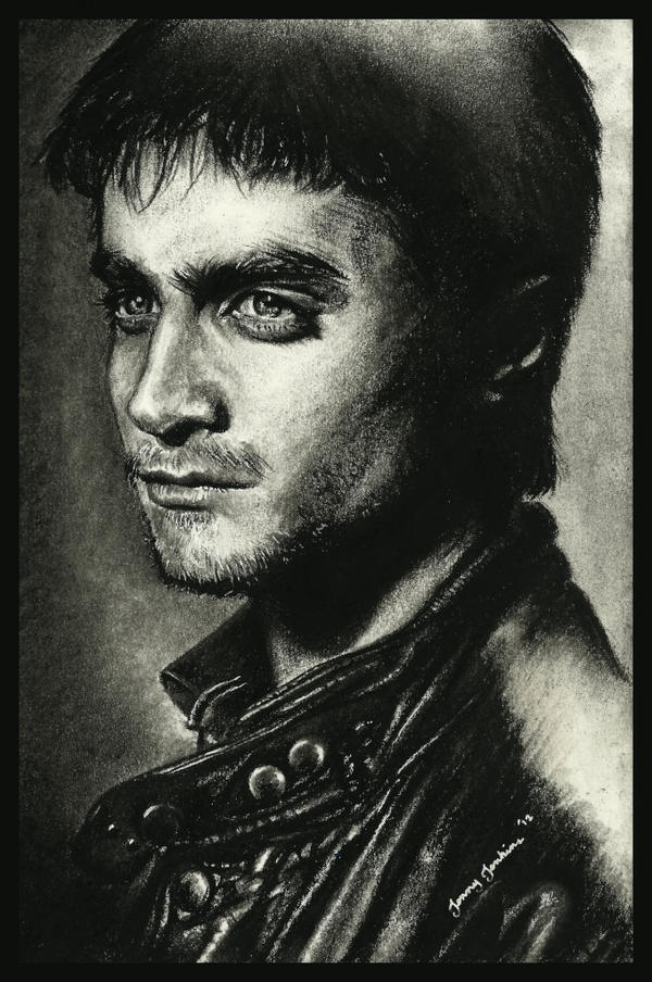 Daniel Radcliffe by thewholehorizon