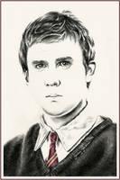 Neville Longbottom by thewholehorizon