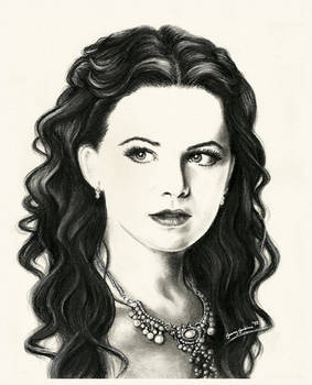 Ginnifer Goodwin as Snow White