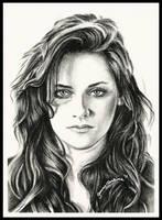 Kristen Stewart by thewholehorizon