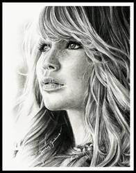 Jennifer Lawrence by thewholehorizon