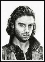 Mitchell (Aidan Turner)