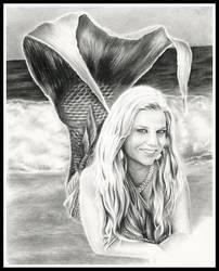 Trina the Mermaid