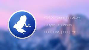Vuze macOS Icon