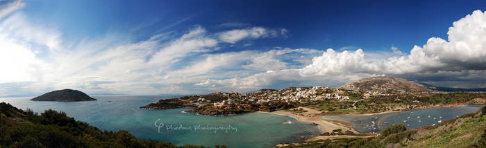Open Heaven The Pano Edition by leventis