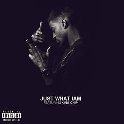 Kid Cudi - Just What IAM ft King Chip Cover
