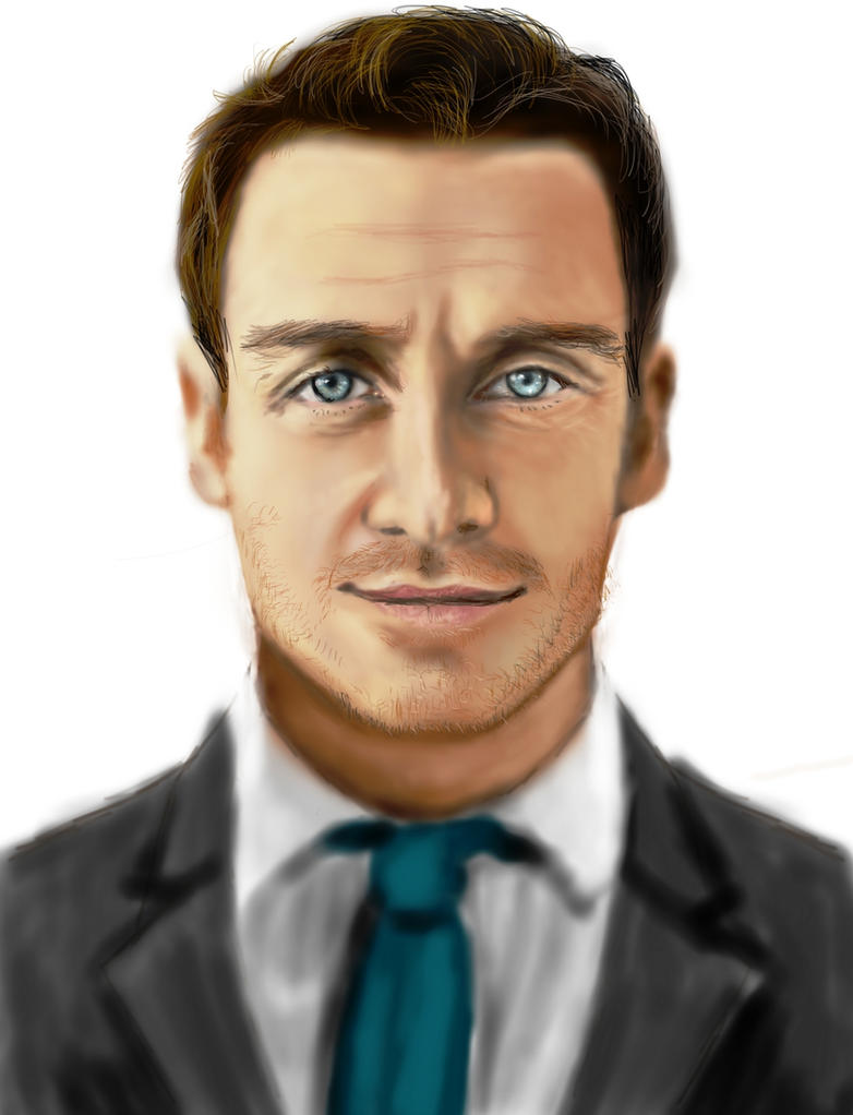 Fassbender 3 by BloodyWoman