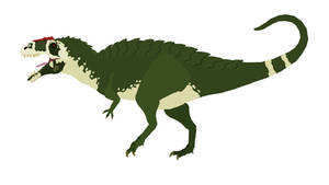 Acrocanthosaurus STK