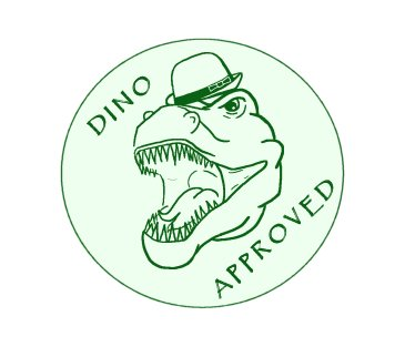 Dino Approval by omgitsmario