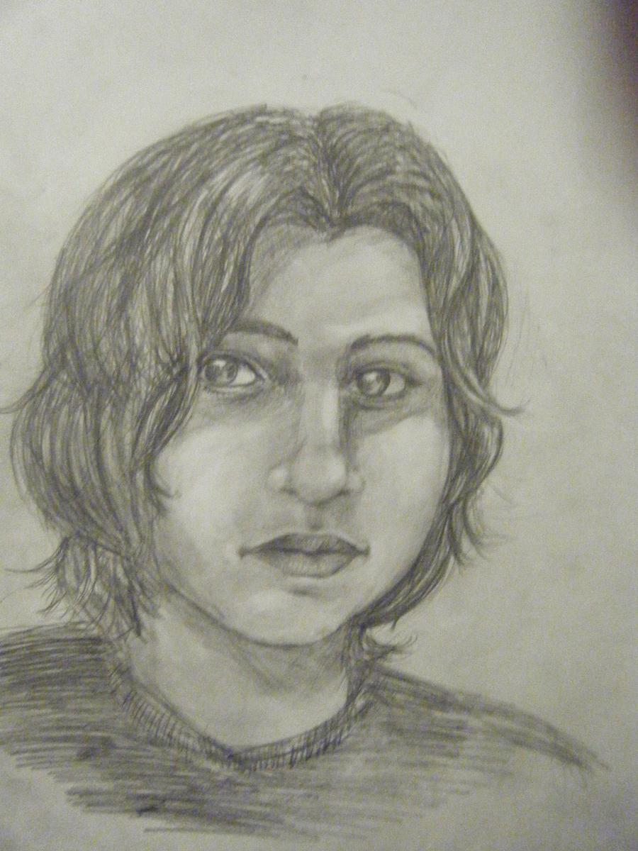 Self Portrait by imjustellingyou