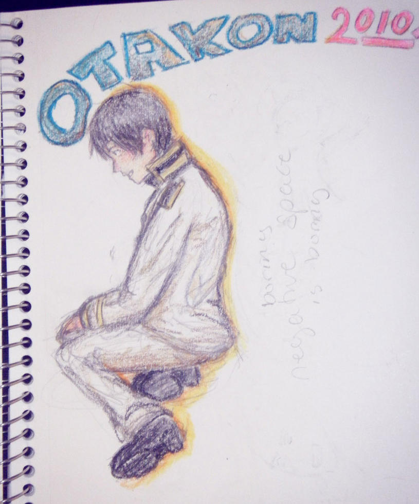 Otakon 2010 by imjustellingyou