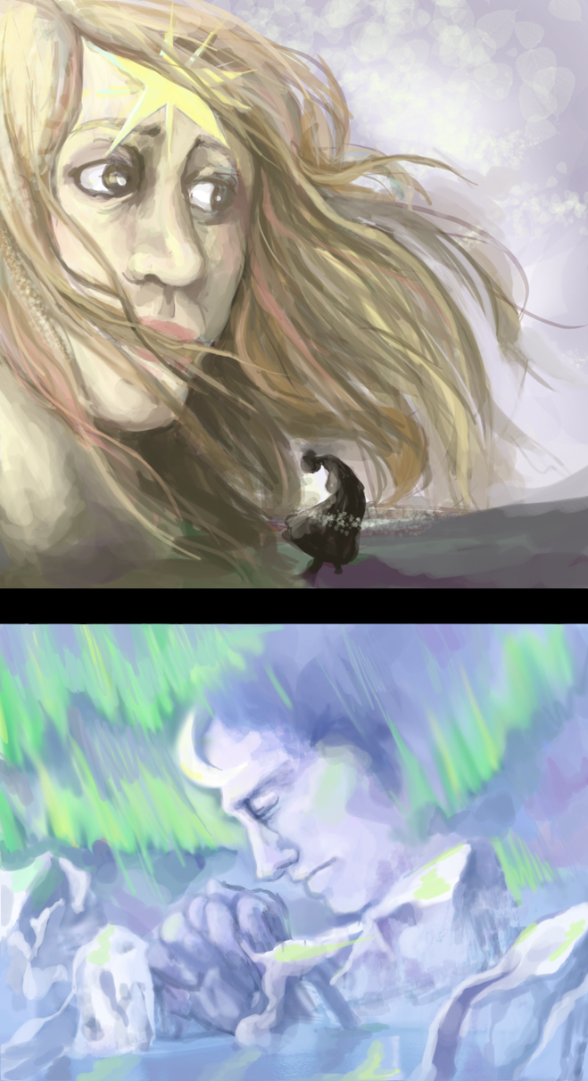 Jane Eyre inspired paintings by imjustellingyou