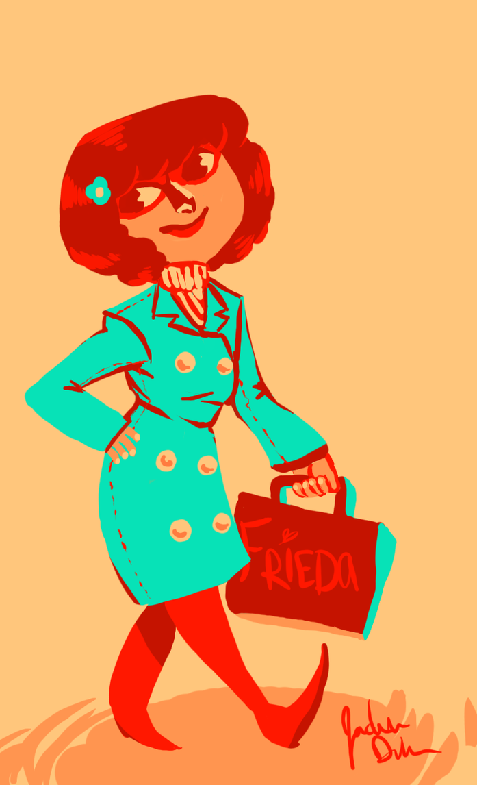 Palette Contest entry 1 by imjustellingyou