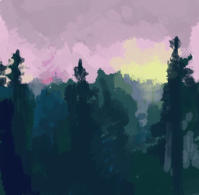 Landscape study by imjustellingyou