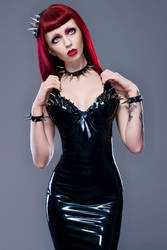 Ooh La Latex 2 by Modelfaye