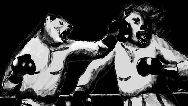 Bear Fight Club