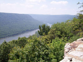 river gorge 2 by watergal28-stock