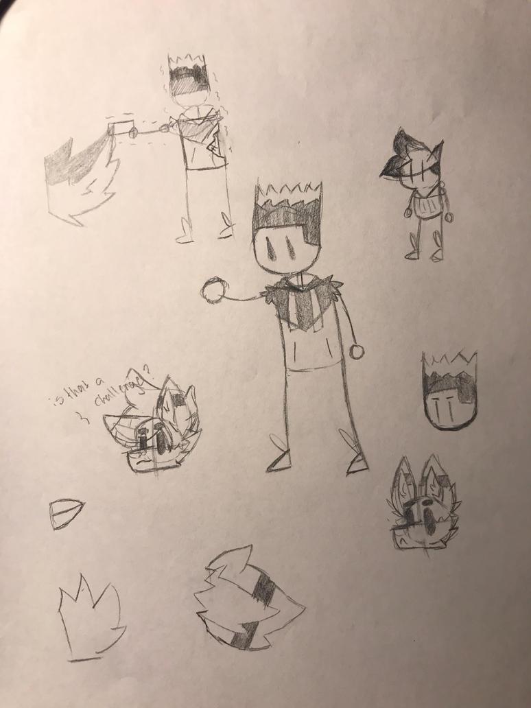 Sketch dump by Bonniesbff