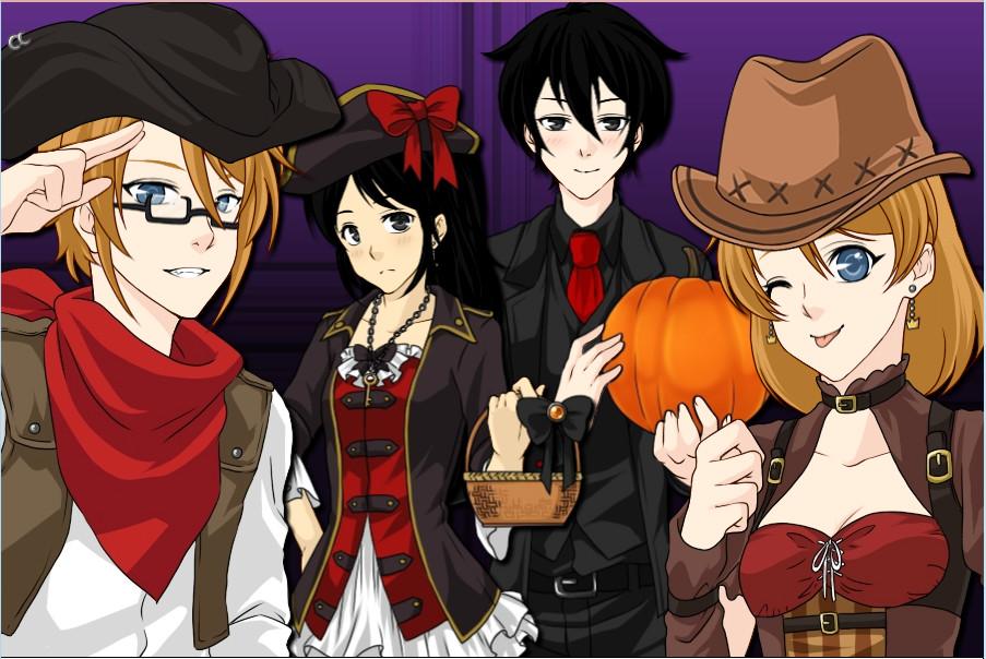 Halloween by ferbnessacrazyfan