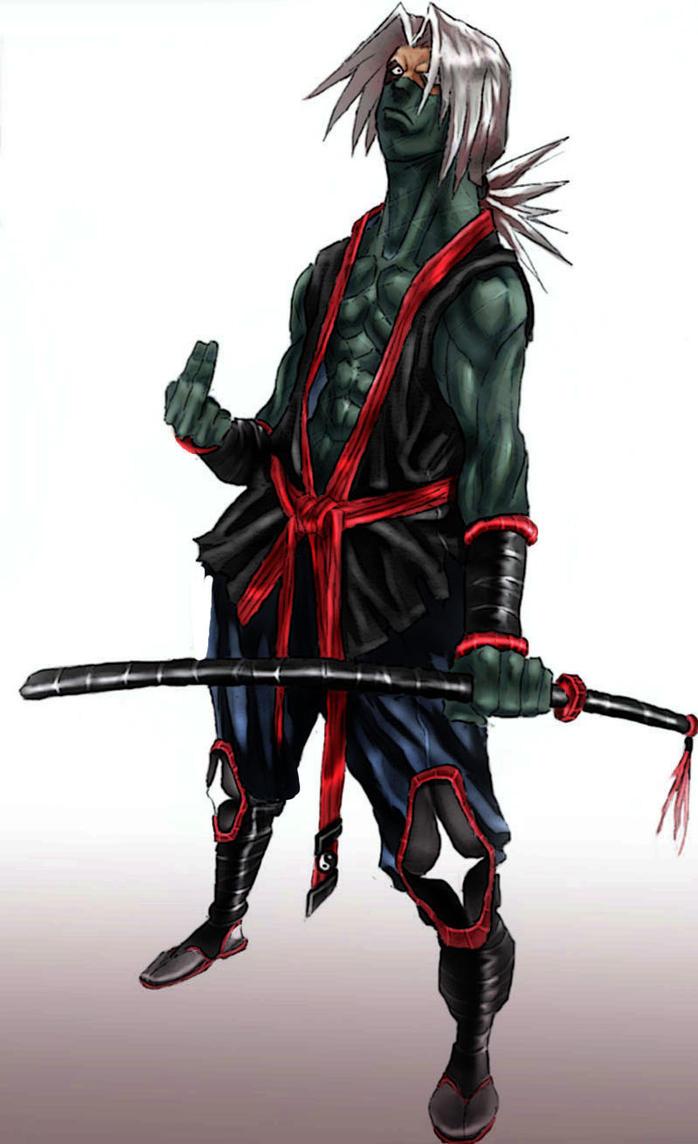 SHINOBI by sagatt