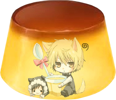 Shizaya Pudding by KnightsWalker912