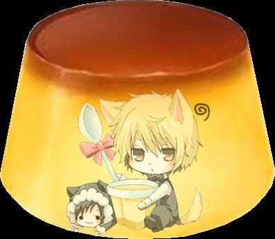 Shizaya Pudding by KnightsWalker912
