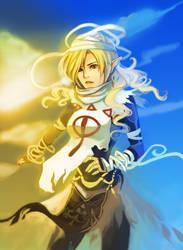 remake: Zelda Transforms by Renuski