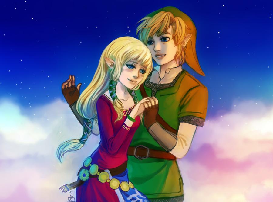 Skyward Sword romance by Renuski on DeviantArt