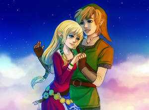 Skyward Sword romance