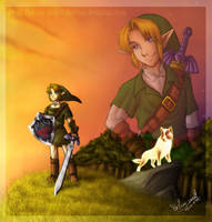 LoZ: Legacy of Courage by Ferisae