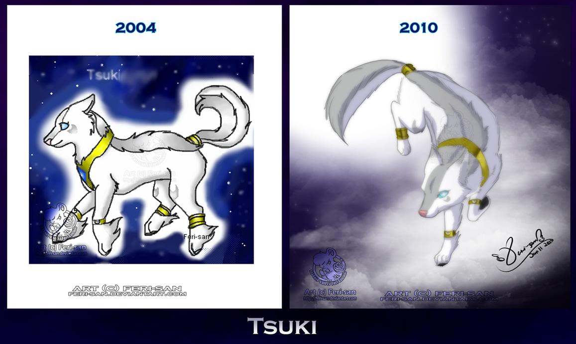 365 -10- Tsuki by Ferisae
