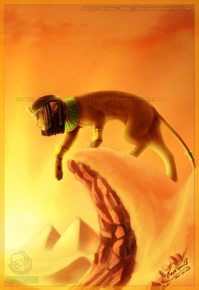 Desert Queen by Ferisae