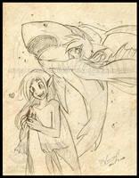 Commission - Kenzeryuu 4 by Ferisae